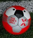 Balón rojo del Athletic de Bilbao.