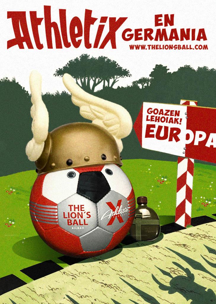 athletic-ausburg-thelionsball