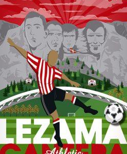 Lezama la Cantera del Athletic de Bilbao.