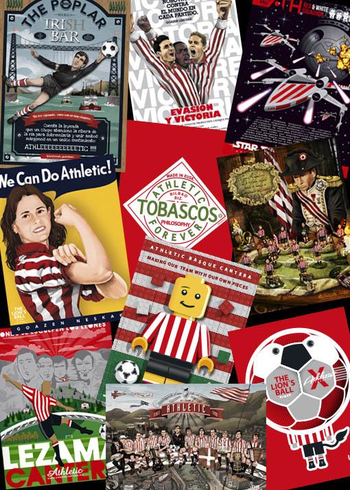 postales-athletic-bilbao