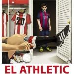 El Athletic, un equipo único en el mundo.