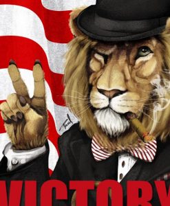 Poster Victory: Mr. Petland  y Winston Churchill. El sudor lo ponemos nosotros , la sangre y las lágrimas preferimos que las pagan nuestros rivales. Goazen Athletic! Goazen Lehoiak!