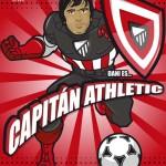 Dani Ruiz Bazán Capitan Athletic.