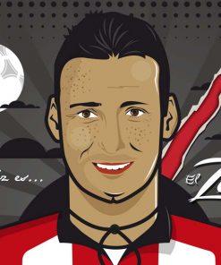 Aritz Aduriz, el zorro. Athletic de Bilbao. Superhéroe.