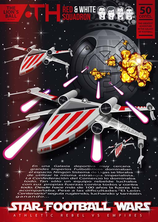 Star Football Wars, Athletic vs Real Madrid